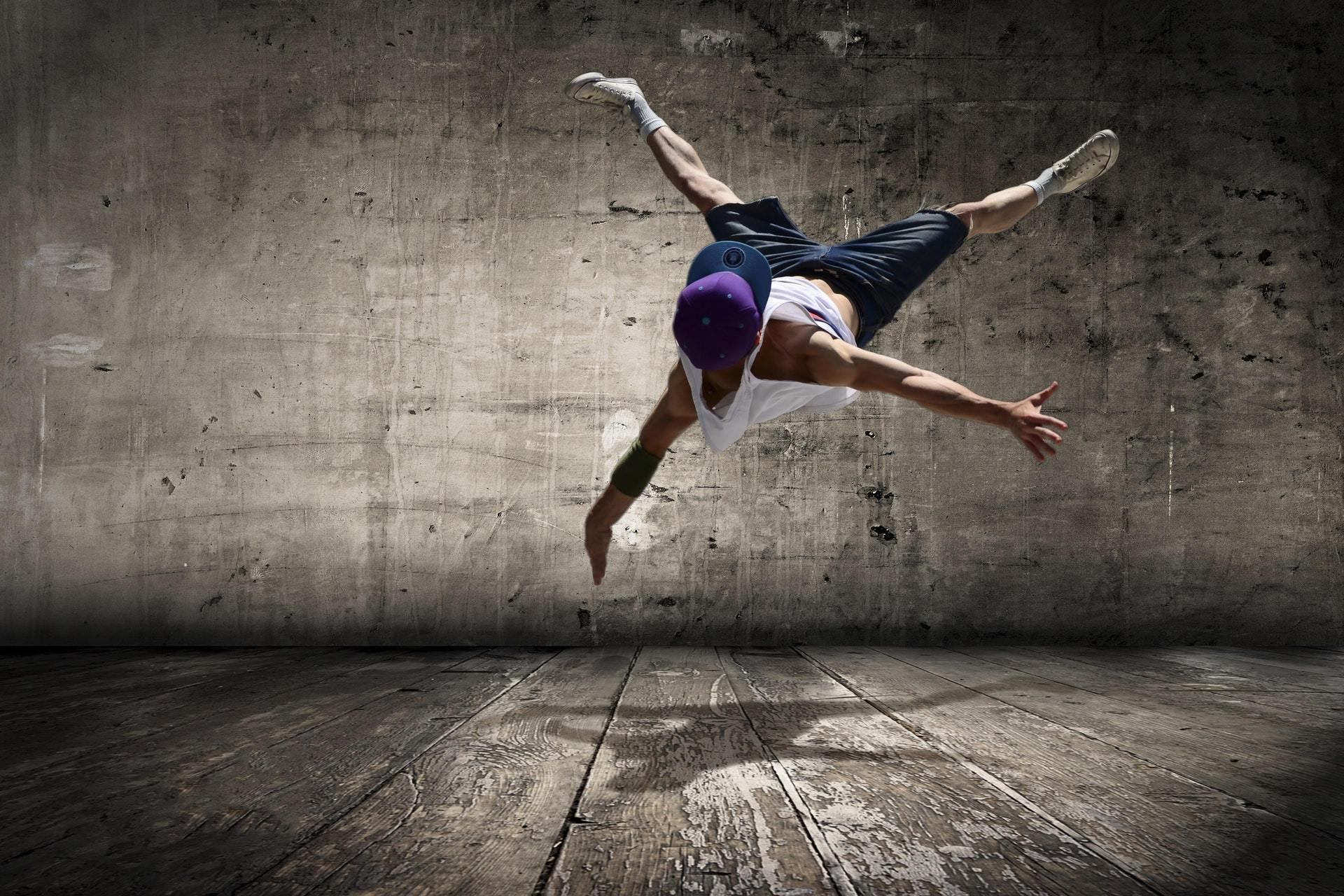 Thirsty for Wisdom of the Body, Finding It in Dance